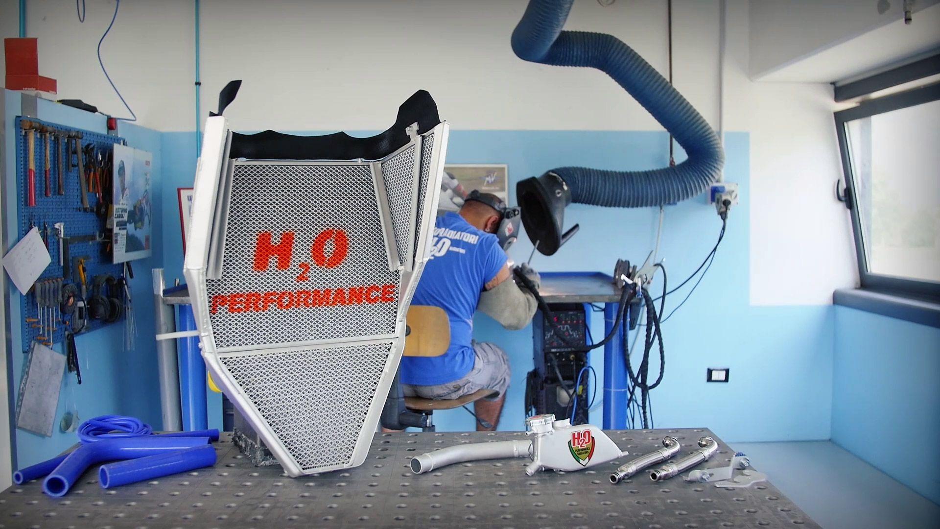 H2O Performance Racing Evo