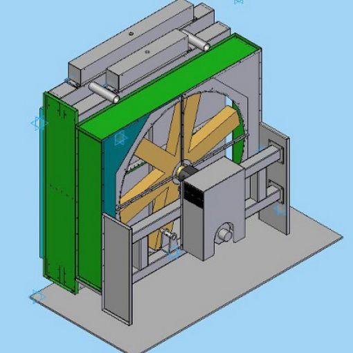 Progetto 3D MTU Serie 4000