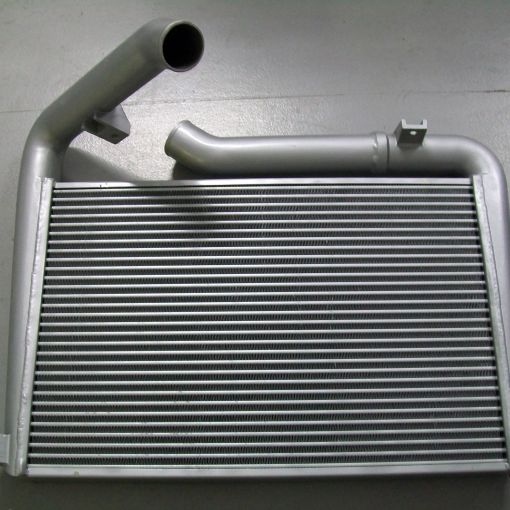 Intercooler Euroclass 380 Renault engine