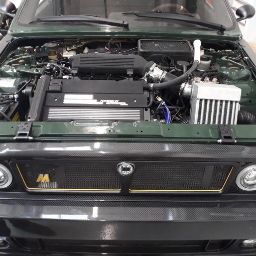 Amo's Lancia Delta Futurista