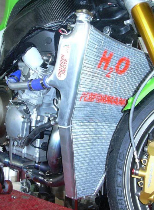 Kawasaki ZX 6 R 05/06