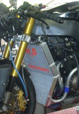 Kawasaki ZX 10 R 04/05