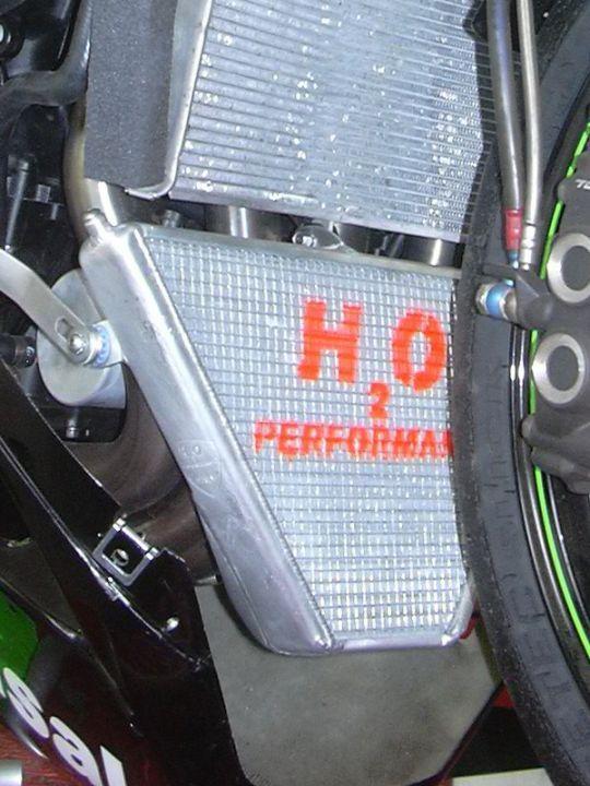 Kawasaki ZX 10 R 08/09/10
